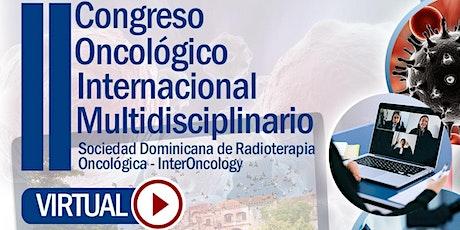 2º Congreso Oncológico Virtual Multidisciplinario  SDRO-InterOncology entradas