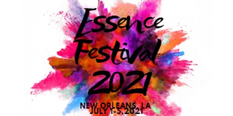 Essence Festival of Culture 2021 tickets
