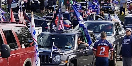 Trump 2020 Vehicle Rolling Rally - Topeka KS tickets