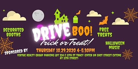 Drive BOO Trick or Treat! tickets