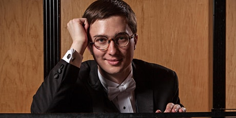 Southwest Arts: Pianist Adam Swanson performs Ragtime and Early Jazz tickets