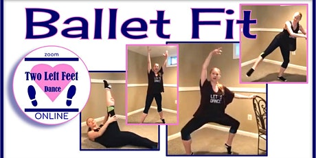BOGO  - Ballet Fit for October (online) tickets