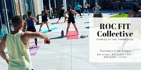 Fitness at The Farmhouse tickets