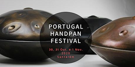 Portugal Handpan Festival 2020 bilhetes