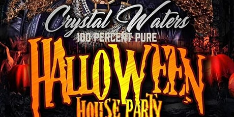 Crystal Waters 100 Percent Pure Halloween House Party tickets