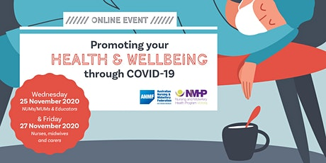 Promoting your health and wellbeing through COVID-19 tickets