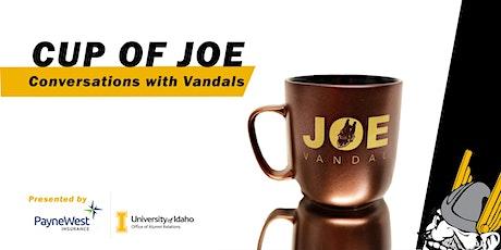 Cup of Joe: Conversations with Vandals -  General Erik Peterson tickets