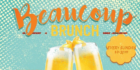 Beaucoup Brunch tickets