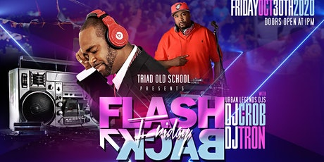Flashback Friday - The GHOE'ish edition w/DJ Tron  tickets