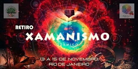 Retiro: Xamanismo Cósmico ingressos