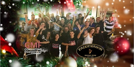 GMF After Hours Holiday Party @ Paddywagon – Irish Pub tickets