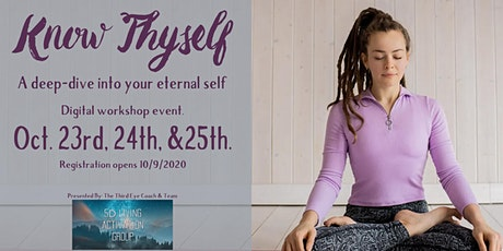 Know Thyself - Deep Dive Digital Workshop tickets