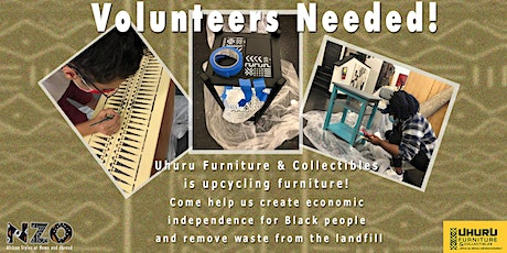 DIYers looking to upcycle furniture tickets