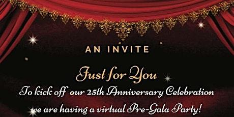 Pre-Gala Party tickets