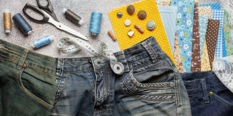 Online Clothing repair cafe - November 2020 tickets