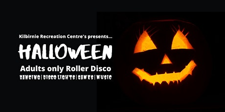 Halloween Roller Disco - Adults only