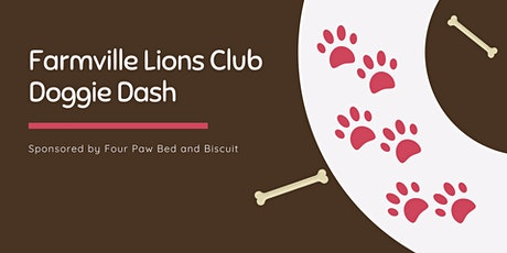 Farmville Lions Club Doggie Dash tickets