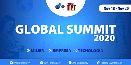ForoMET: Global Summit 2020 boletos