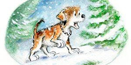 Zoom Bedtime Stories: Enzo and the Christmas Tree Hunt with Garth Stein tickets