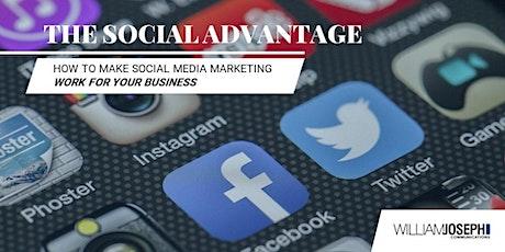 WJ Webinar - Making Social Media Work for Your Business tickets
