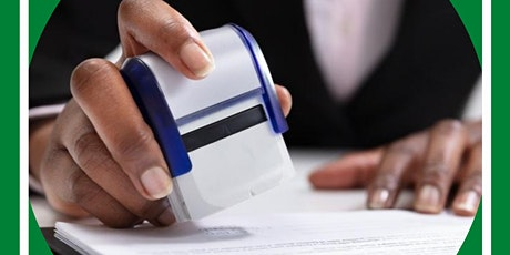 Notary Signing Agent: Earn Additional Income tickets