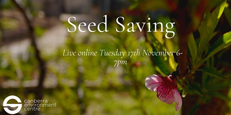 Seed Saving tickets