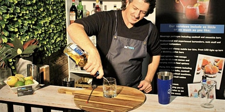 Virtual Rum Cocktail Class - All skill levels! (Optional kit delivered) tickets