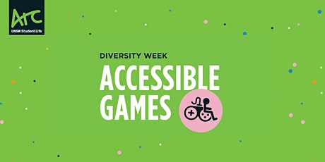Accessible Games tickets