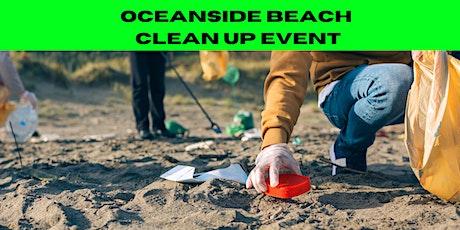 Oceanside Beach Clean Up tickets
