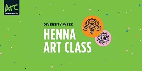 Henna Art Class tickets