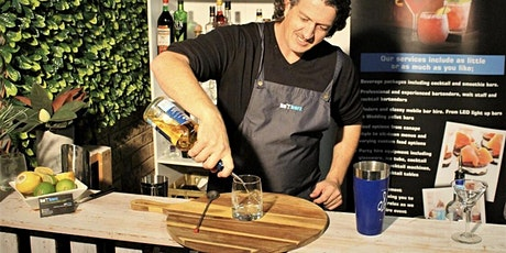 Virtual Tequila Cocktail Class - All skill levels! (Optional kit delivered) tickets