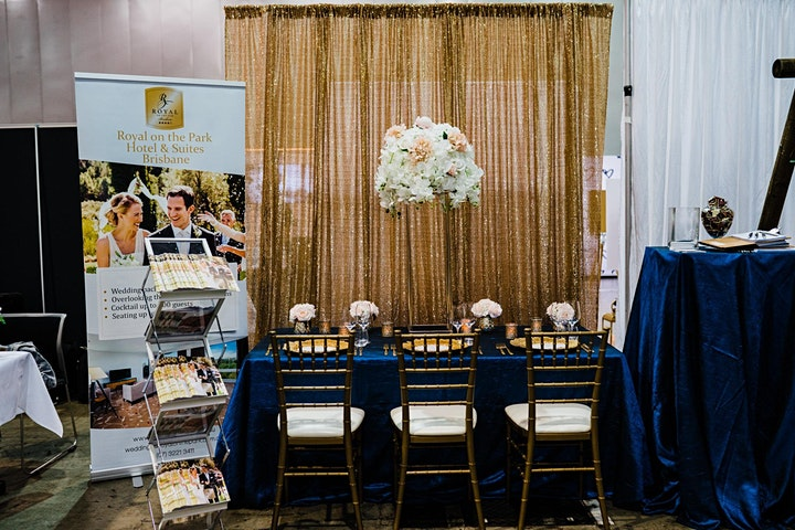 Brisbane's Annual Wedding Expo 2021 at Brisbane Showgrounds image