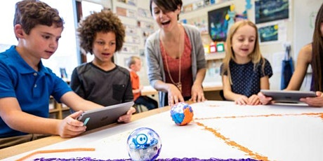 Coding with Sphero SPRK+ Robots: 3rd-5th Grade tickets