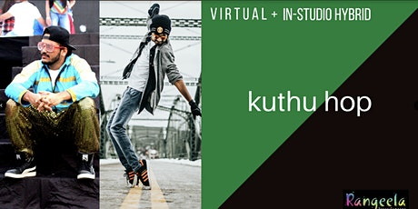 In-studio AND Virtual Kuthuhop Workshop with Prathamesh tickets