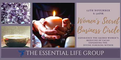 Women's Secret Business Cacao Circle tickets