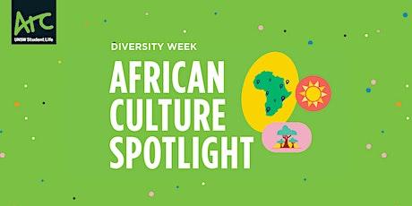 African Culture Spotlight tickets