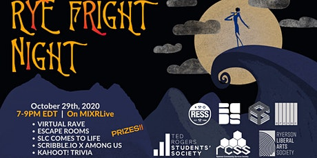 Rye Fright Night tickets