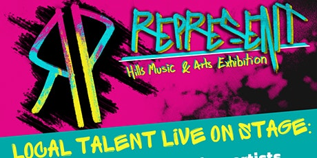 Represent - local talent live on stage tickets