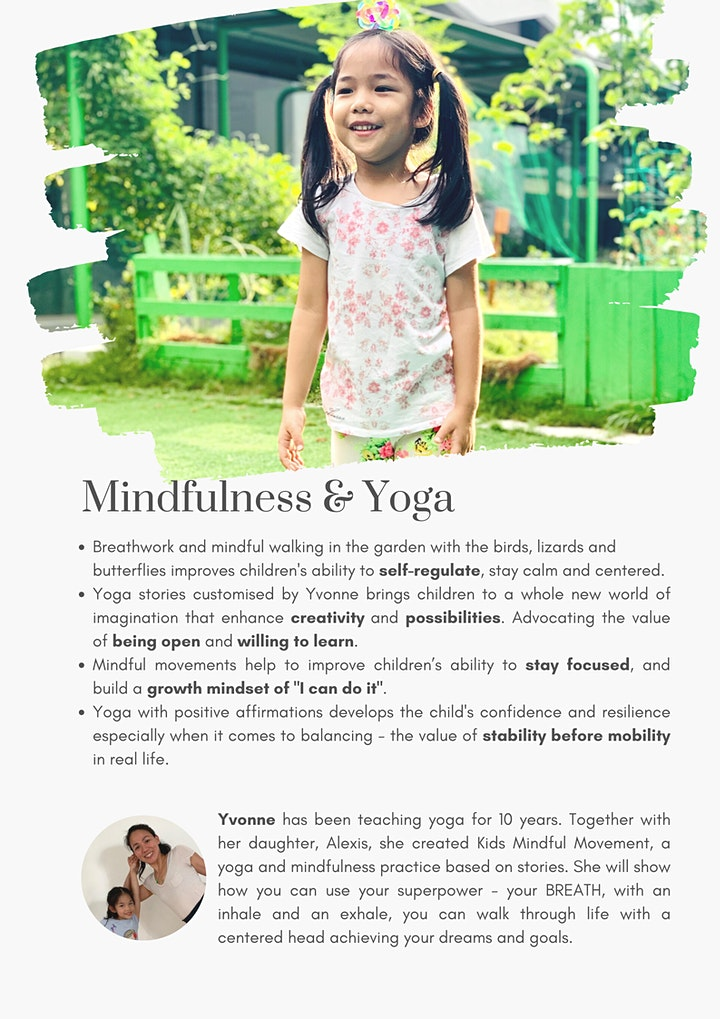 Nov/Dec  Holiday Camp: Mindfulness + Aerial + Yoga + Creative Arts image
