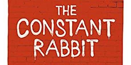 The constant rabbit with Jasper Fforde: Author talk tickets