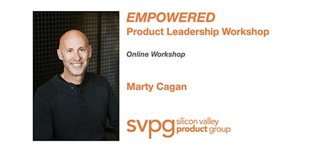 EMPOWERED Product Leadership Workshop - US Tickets