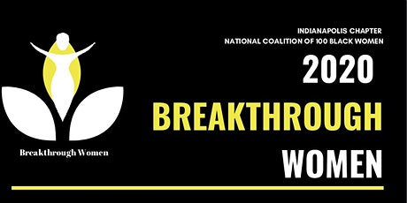 2020 Breakthrough Women tickets