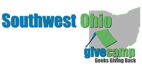 2020 Southwest Ohio GiveCamp tickets