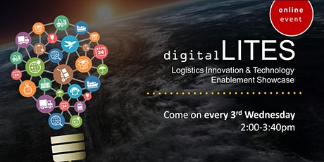 Logistics Innovation & Technology Enablement Showcase (LITES) tickets
