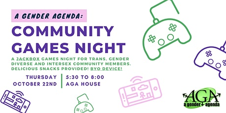 Community Games Night tickets