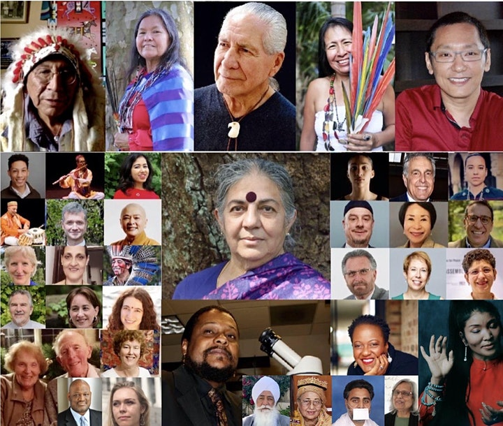 FORUM2020 on the Climate Emergency and Interfaith Prayer Service Oct16 /17 image