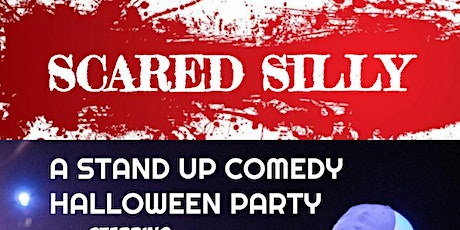 SCARED SILLY: A Stand Up Comedy Halloween Party tickets