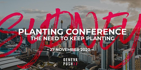 Sydney Planting Conference - The Need To Keep Planting tickets