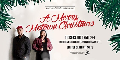 A Merry Motown Christmas tickets