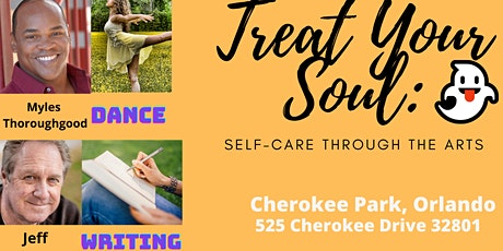 Treat Your Soul: Self Care Through The Arts tickets